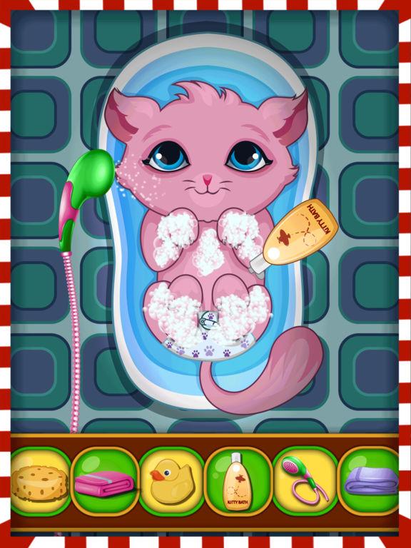 Mommy's Newborn Pet Babycare Doctor Salon - mom christmas baby care hospital for girlsscreeshot 2
