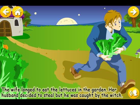 Rapunzel - Tangled (Kids Story Book) iPad Screenshot 2