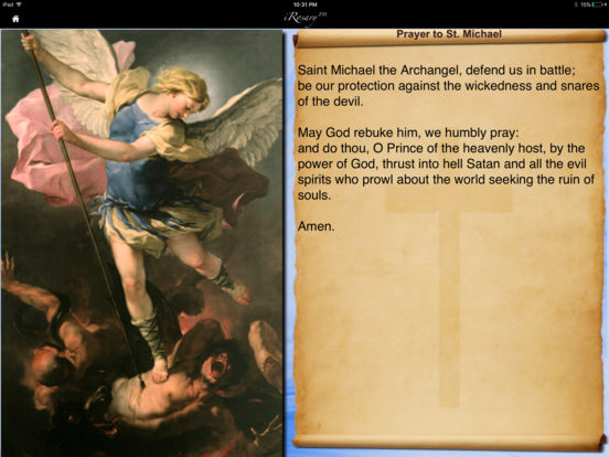 iRosary (Catholic Rosary) iPad Screenshot 4