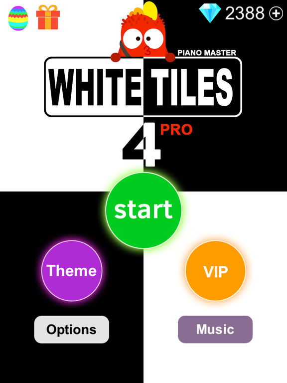 White Tiles 4 Pro : Piano Master  (All games in 1) для iPad