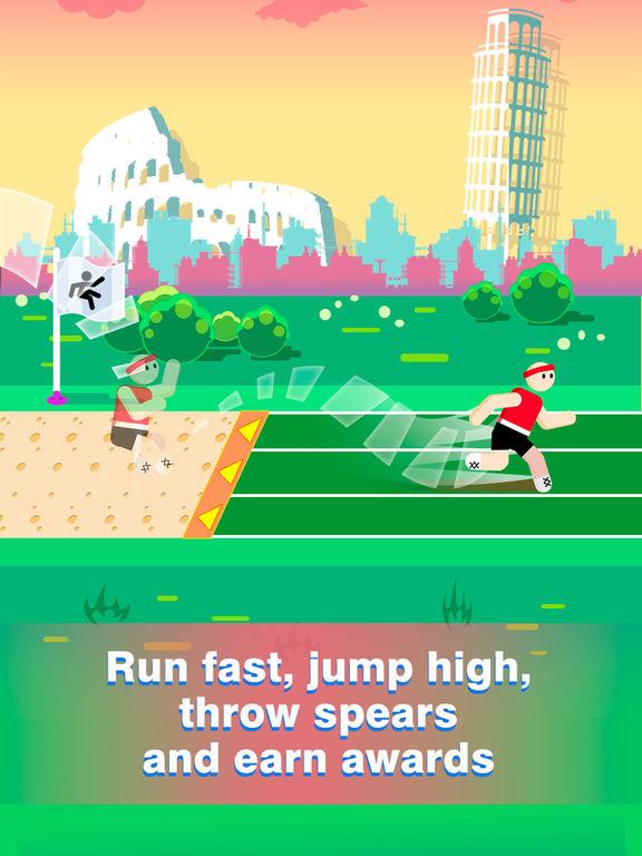 Summer Sports: Running Champion Full screenshot 6
