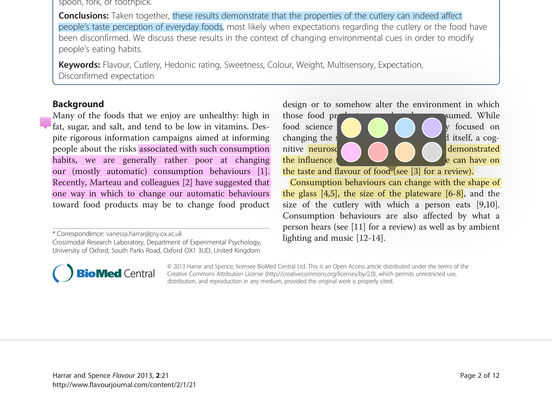 Mendeley - Reference Manager (Lite) iPad Screenshot 1