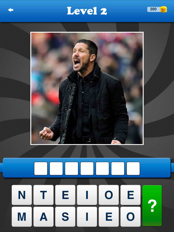Whos the Manager? Football Quiz Soccer Sport Gamescreeshot 5
