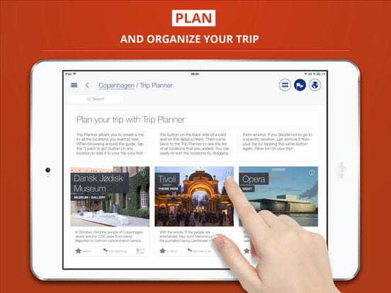 Copenhagen travel guide tripwolf iPad Screenshot 3