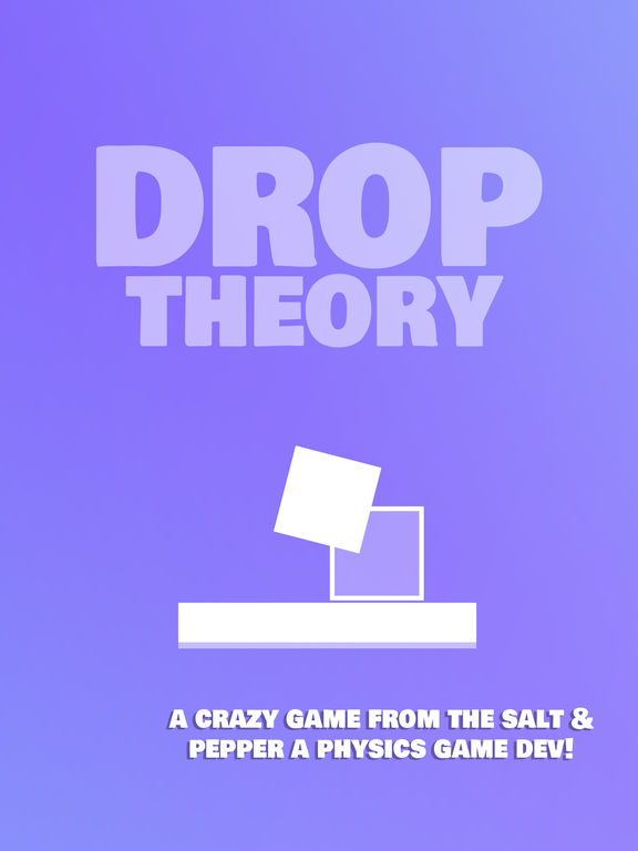 Drop Theory is here - A Silly Dropping Physics Game Image