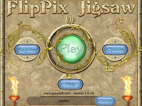 FlipPix Jigsaw screenshot 6