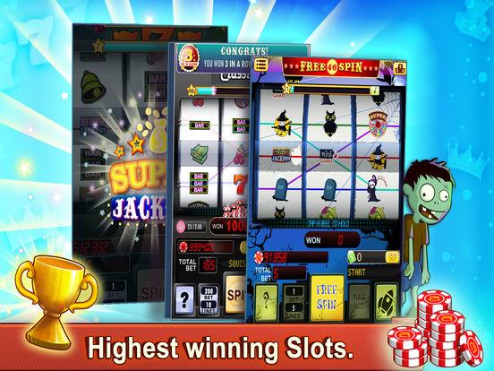 Slot Machine iPad Screenshot 2