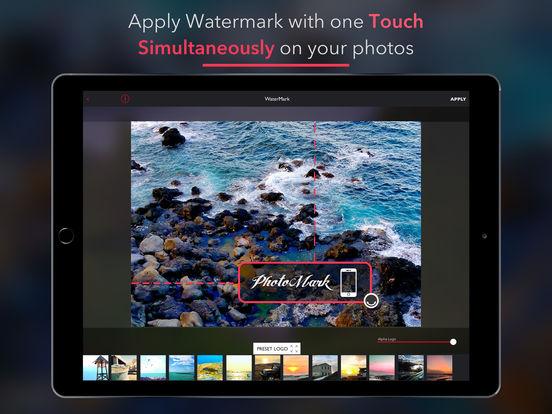 Logomatic - Logo Design, Batch Photo Watermarker Screenshots