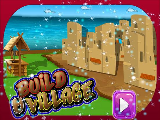 App shopper build a village virtual house maker game for Virtual house building games online