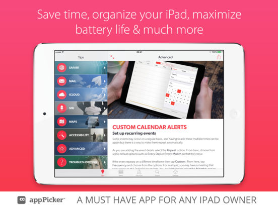 Tips & Tricks - Secrets for iPad (Pro Edition) Screenshots