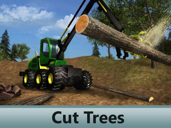 Sawmill Driver Simulator 3D Full screenshot 6