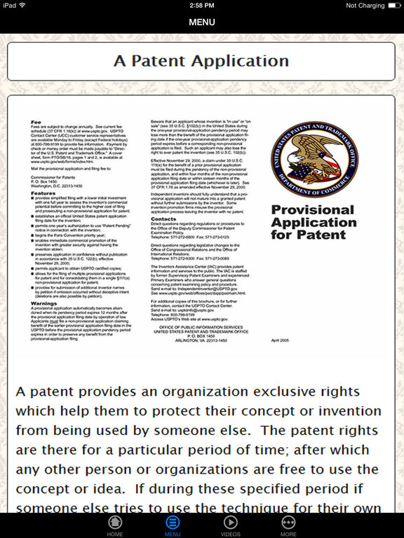 how to apply for a patent for free - Khafre