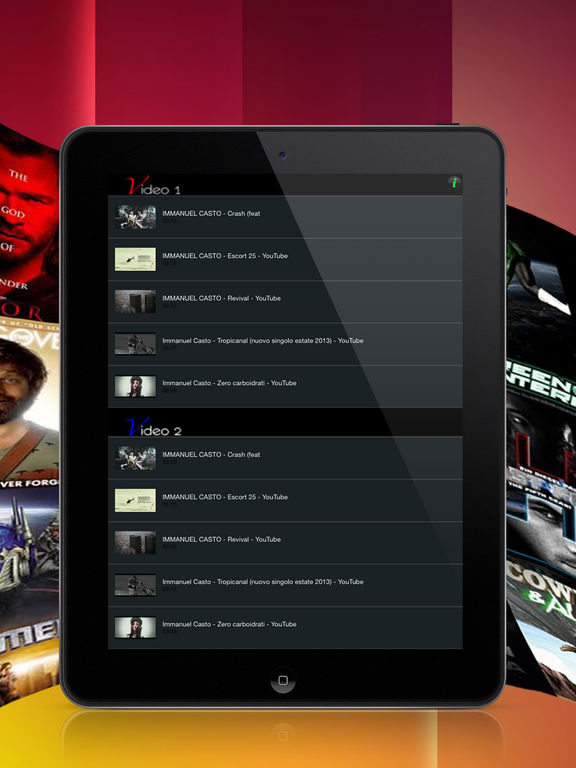 Double Video Player Pro Screenshots