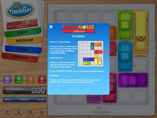 Rush Hour iPad Screenshot 3