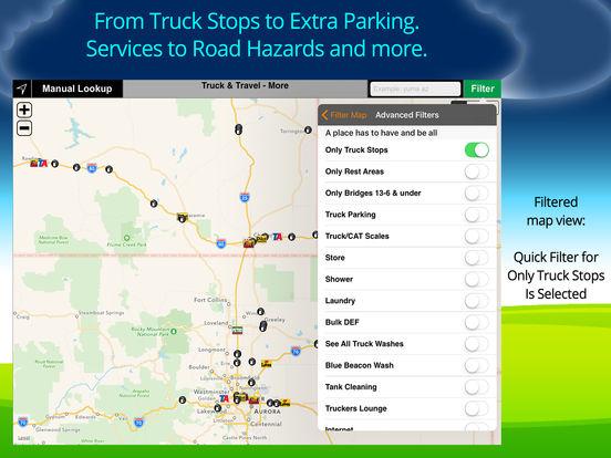 Truck & Travel iPad Screenshot 3