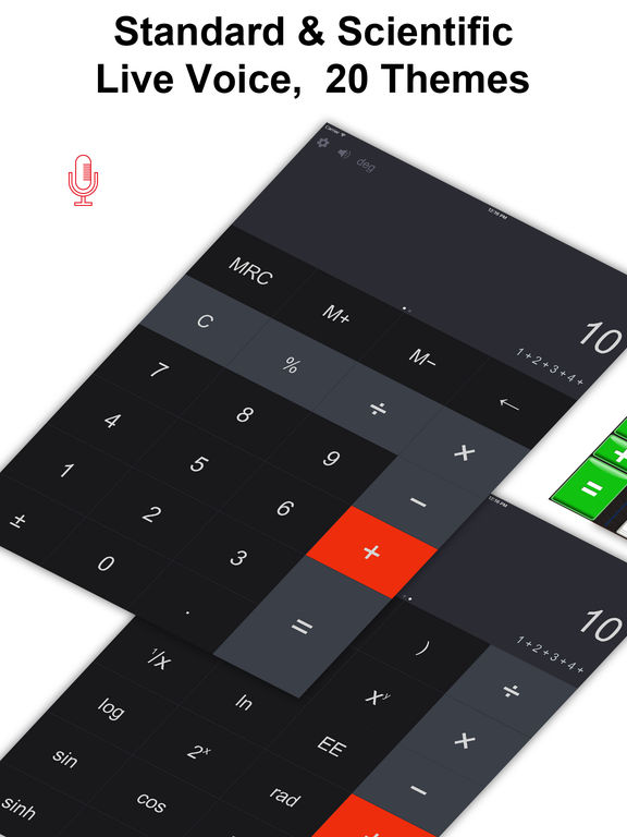 Calc Pro - Note Calculator Screenshots