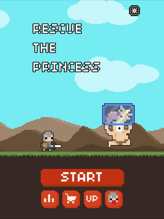 Rescue the Princess! Screenshot