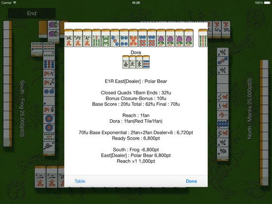 Mahjong Mobile XL iPad Screenshot 2