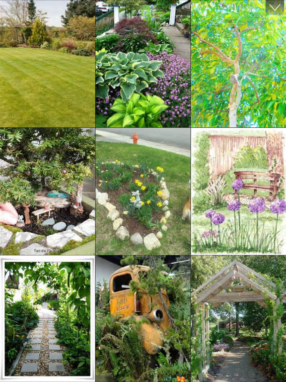 App Shopper Yard And Garden Design Ideas Gardening