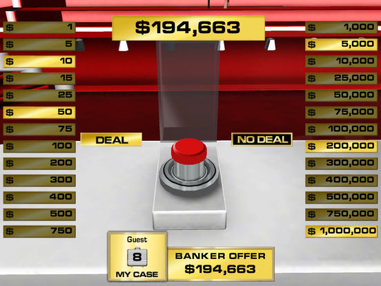 deal or no deal app free