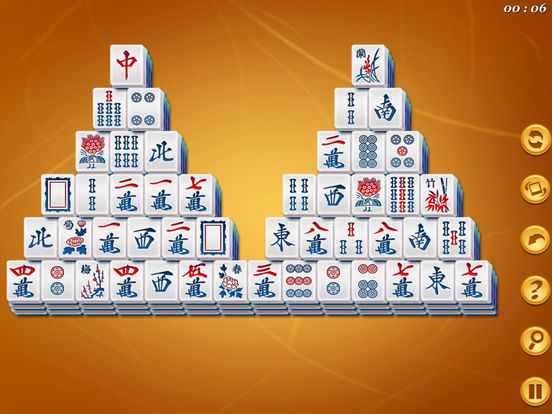 Mahjong Deluxe Free iPad Screenshot 5