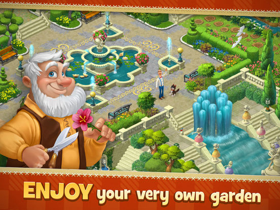 Gardenscapes New Acres On The App Store