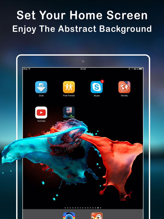 Abstract Wallpapers ® Pro Screenshots