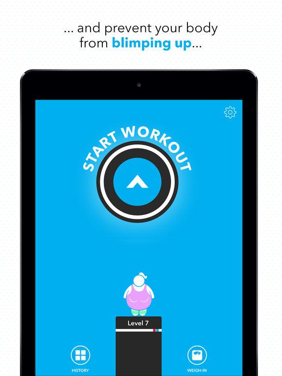 CARROT Fit - 7 Minute Workout & Weight Tracker Screenshots