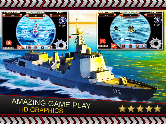 World Submarine Torpedo Battlefield Pro Screenshots