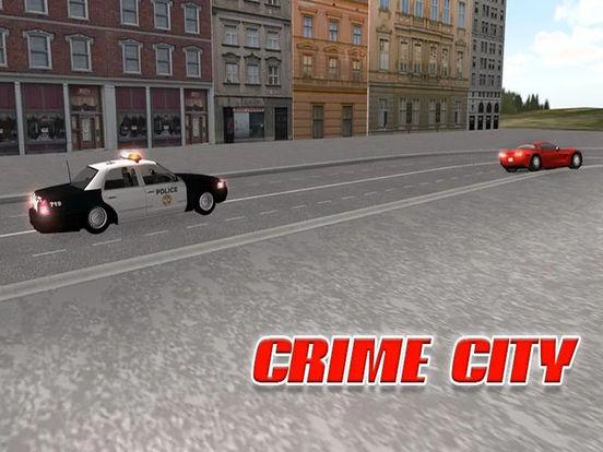 Полицейские Грабители Furious Racing - Уголовное C на iPad