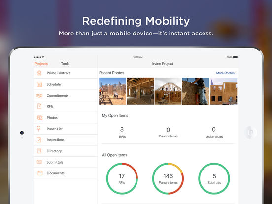 Procore Construction Management Software on the App Store
