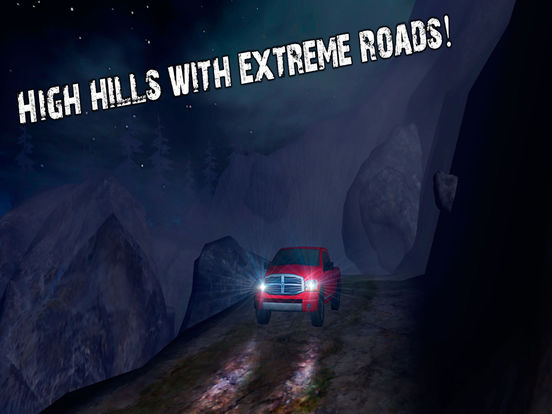 Night Ride: Offroad SUV 3D Full Screenshots