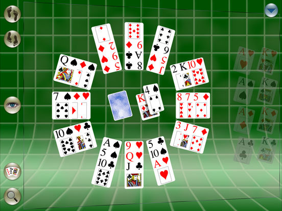 Solitaire Forever iPad Screenshot 3