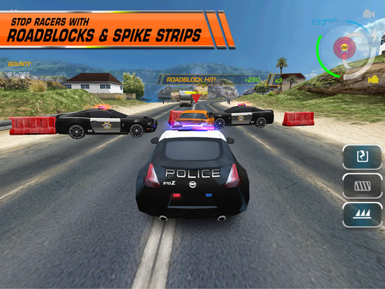 Need for Speed™ Hot Pursuit iPad Screenshot 2