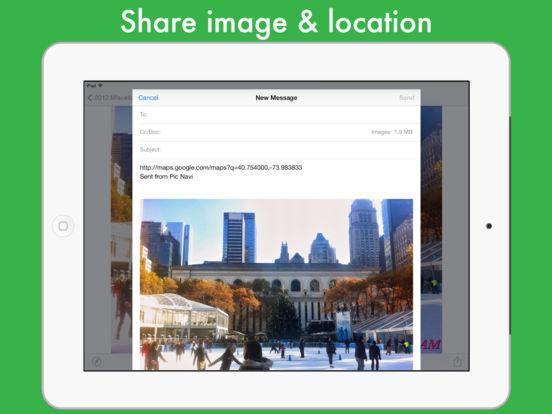 Pic Navi - GPS from pics Screenshots