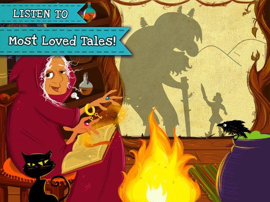 Fairy Tales Children Stories screenshot
