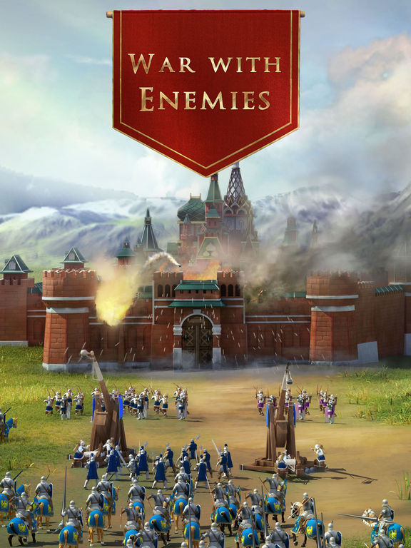 March of Empires screenshot 6