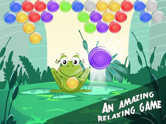 Bubble Shooter Adventures iPad Screenshot 1