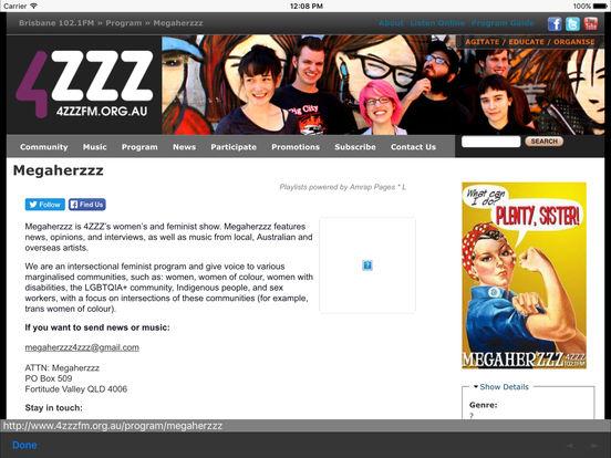 4ZzZfm iPad Screenshot 4