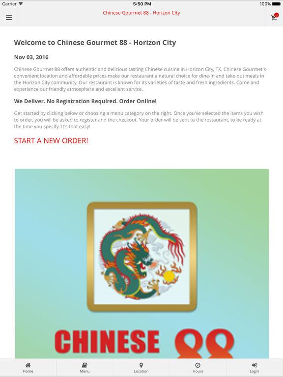 App Shopper: Chinese Gourmet 88 (Food & Drink)