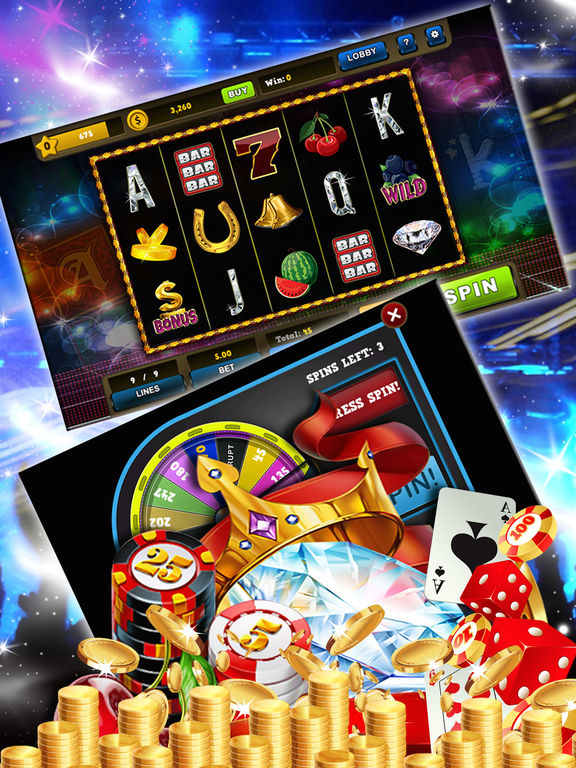 free casino slot apps for ipad