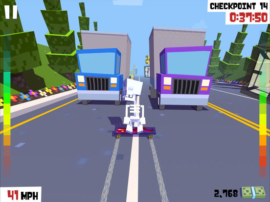Star Skater screenshot