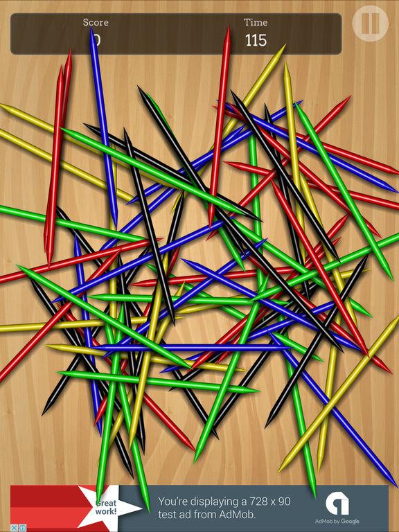 Screenshot #1 for Sticks HD