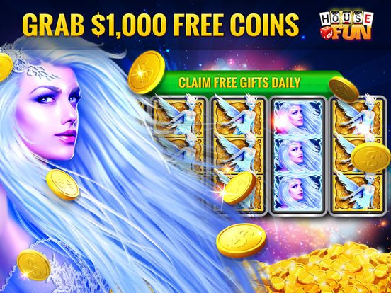 Slots house of fun cheats