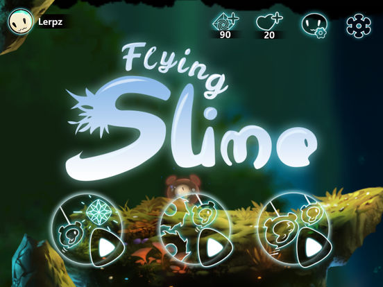 Flying Slime Screenshots
