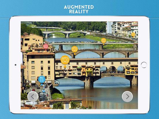 Florence: Travel Guide iPad Screenshot 2