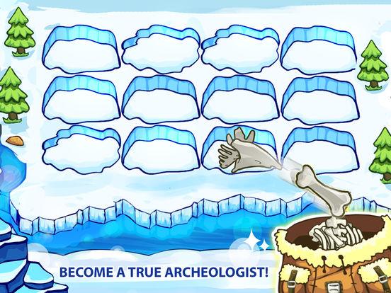 Ice Age Bones - Paleontology & Dinosaurs-ipad-2