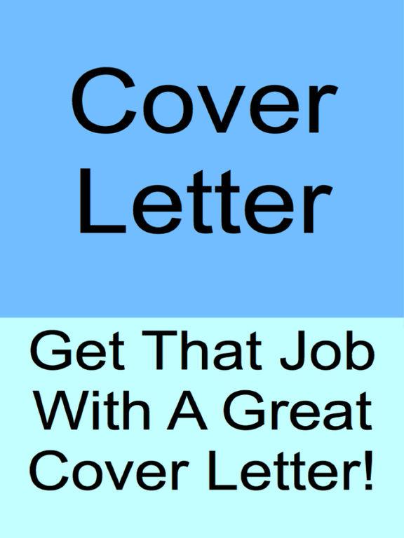 cover letter apppicker