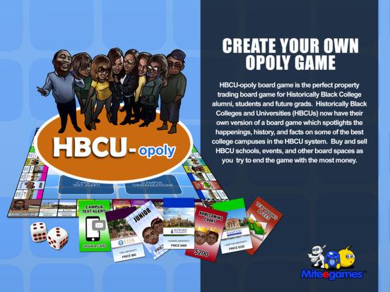 HBCU-opoly screenshot 6