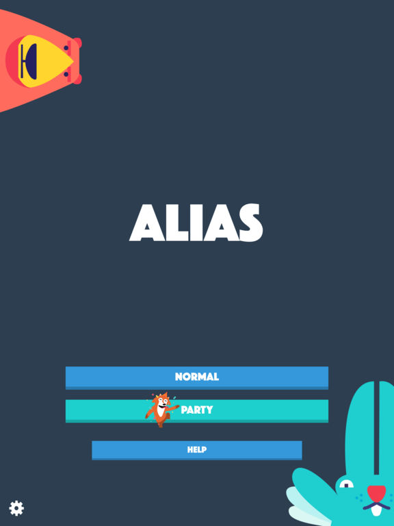 Alias - fun party game for friends and big company Screenshots